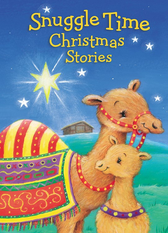 Snuggle Time Christmas Stories by Glenys Nellist | SHOPtheWORD