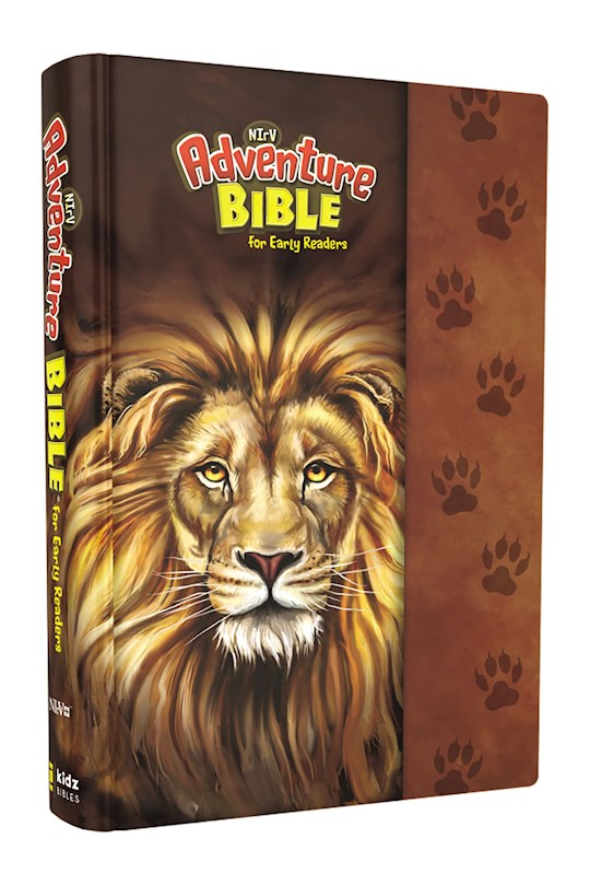 NIrV Adventure Bible For Early Readers (Full Color)-Hardcover | SHOPtheWORD