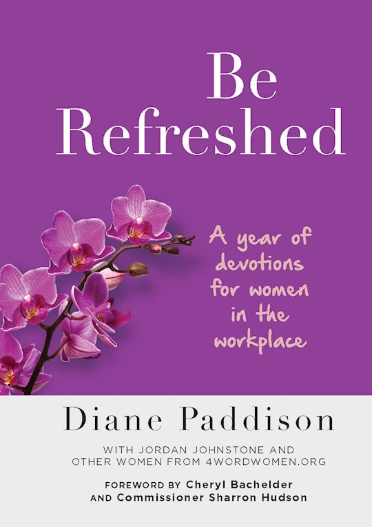 Be Refreshed by Diane Paddison | SHOPtheWORD