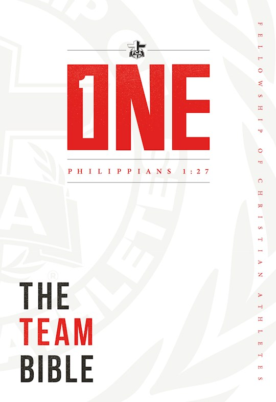 NLT Team Bible (One Edition)-Softcover | SHOPtheWORD
