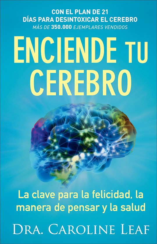 Span-Switch On Your Brain (Enciende Tu Cerebro) by Caroline Leaf   SHOPtheWORD