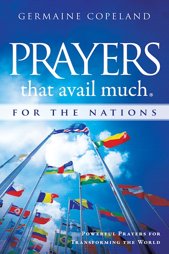 Prayers That Avail Much For The Nations by Germaine Copeland | SHOPtheWORD