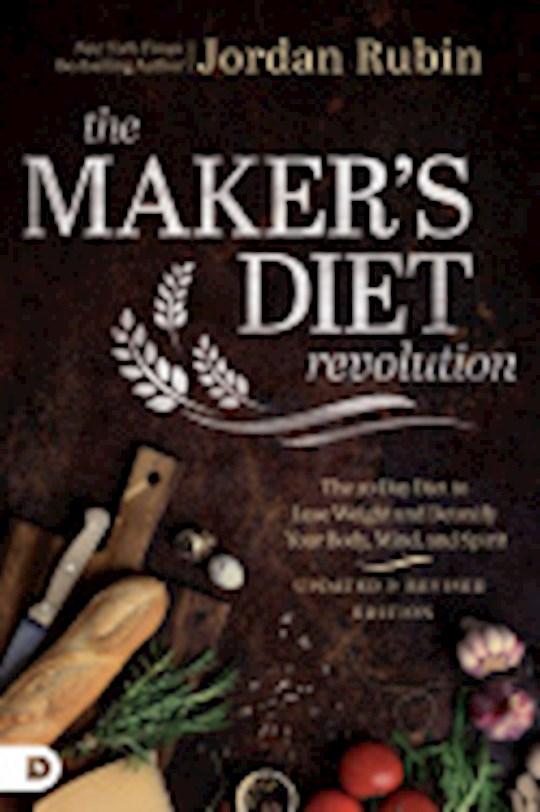 The Maker'S Diet Revolution by Jordan Rubin | SHOPtheWORD
