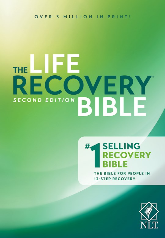 NLT Life Recovery Bible (25th Anniversary Edition)-Softcover | SHOPtheWORD