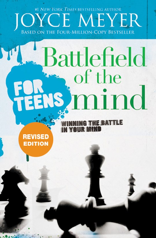 Battlefield Of The Mind For Teens (Revised) by Joyce Meyer | SHOPtheWORD