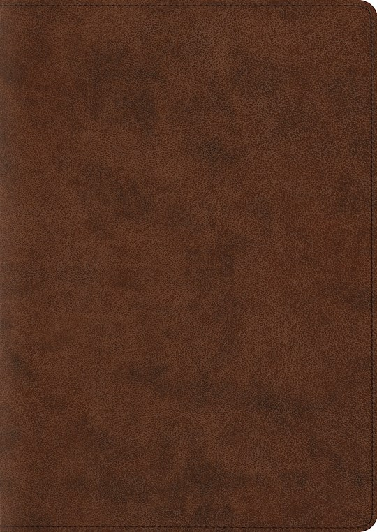 ESV Archaeology Study Bible-Brown TruTone (Not Available-Out Of Print) | SHOPtheWORD