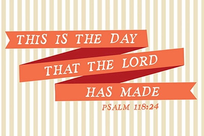 Poster-Small-Day The Lord Made (13.5 x 9) | SHOPtheWORD