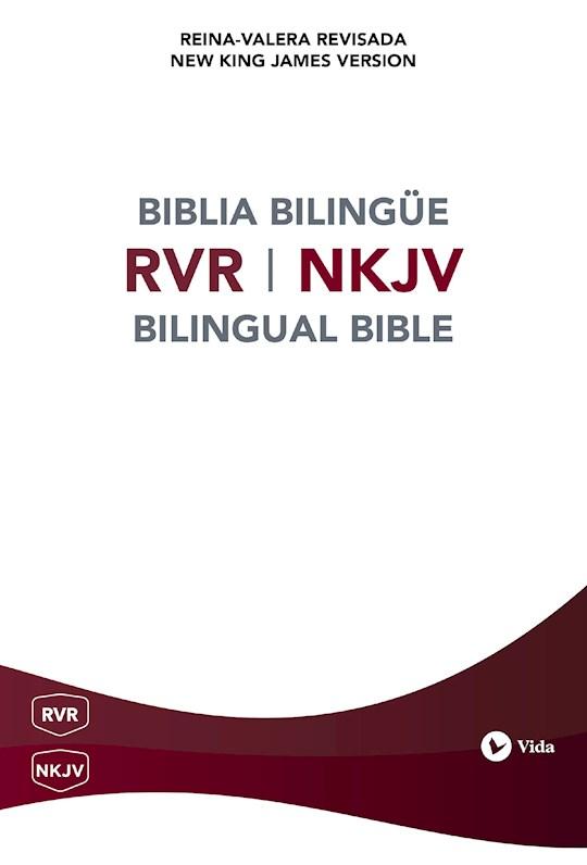 Span-RVR 1977/NKJV Bilingual Bible-Hardcover | SHOPtheWORD