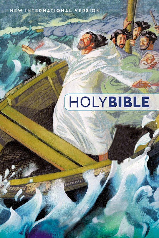 NIV Children's Holy Bible-Softcover  | SHOPtheWORD
