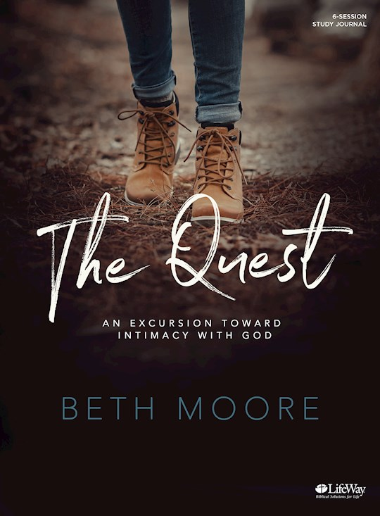 The Quest Study Journal by Beth Moore | SHOPtheWORD