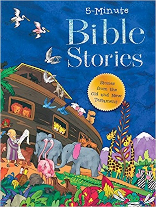 5 Minute Bible Stories  by Books Good | SHOPtheWORD