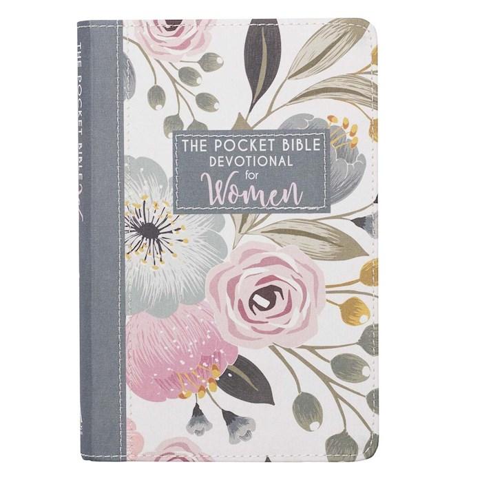 Pocket Bible Devotional For Women by Art Gift Christian | SHOPtheWORD