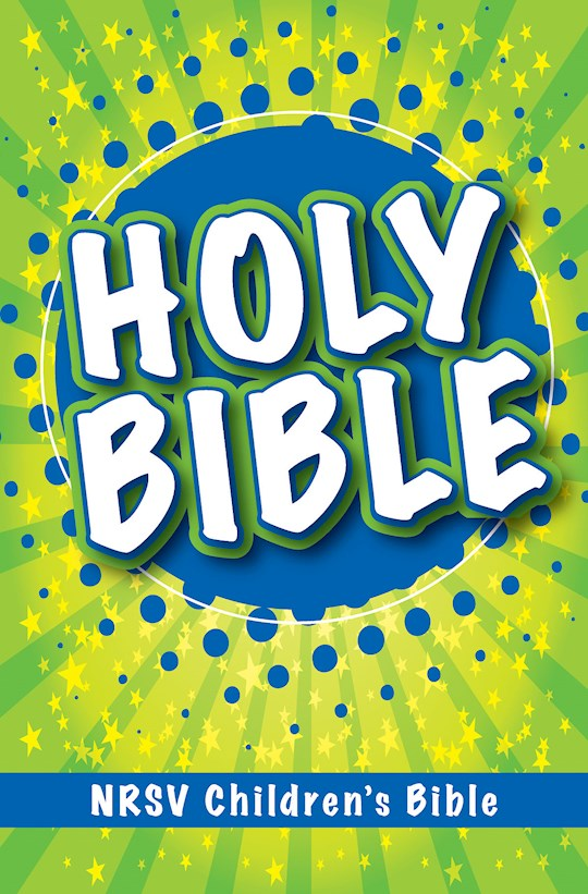 NRSV Children's Bible-Hardcover  | SHOPtheWORD