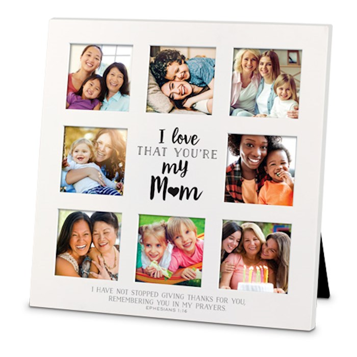 Frame-Collage-MDF-I Love That-Mom (#25731) | SHOPtheWORD