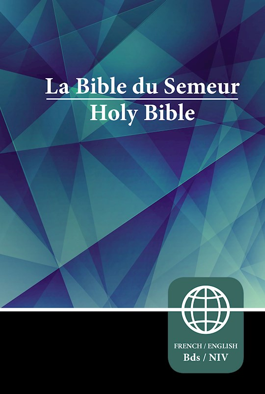 French (Semeur)/English (NIV) Bilingual Bible-Hardcover | SHOPtheWORD