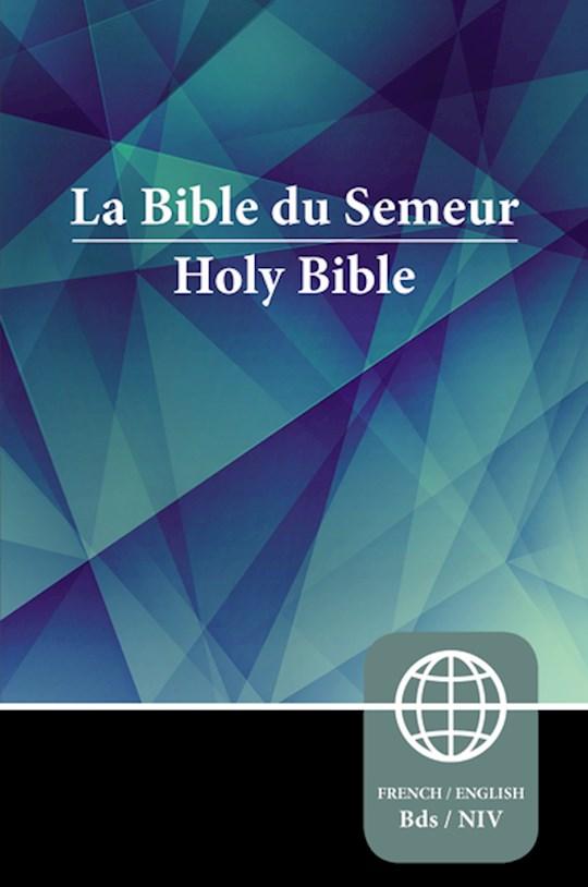 French (Semeur)/English (NIV) Bilingual Bible-Softcover   SHOPtheWORD