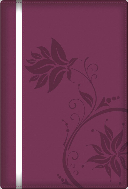 NKJV A Woman After God's Own Heart Bible-Berry SatinTone   SHOPtheWORD