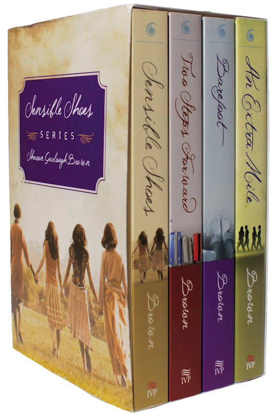 Sensible Shoes Series Boxed Set by Sharon G Brown   SHOPtheWORD