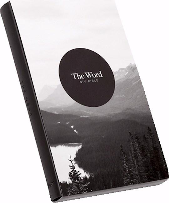 NIV Word Bible-Charcoal Imitation Leather | SHOPtheWORD