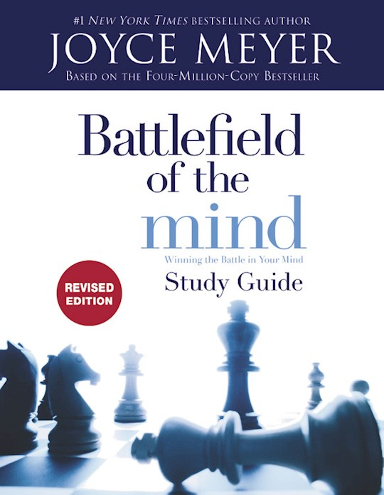 Battlefield Of The Mind Study Guide (Revised Edition) by Joyce Meyer | SHOPtheWORD