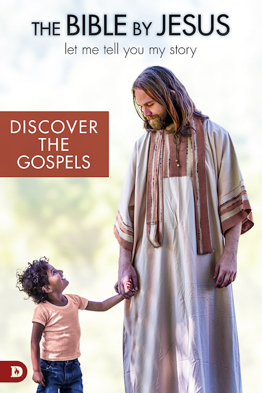 The Bible By Jesus: Discover The Gospels-Softcover | SHOPtheWORD
