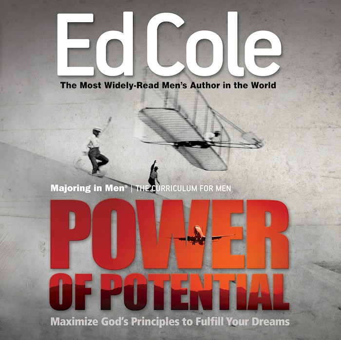 Power Of Potential Workbook by Edwin  Cole | SHOPtheWORD