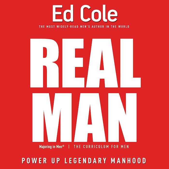 Real Man Workbook  by Edwin  Cole | SHOPtheWORD
