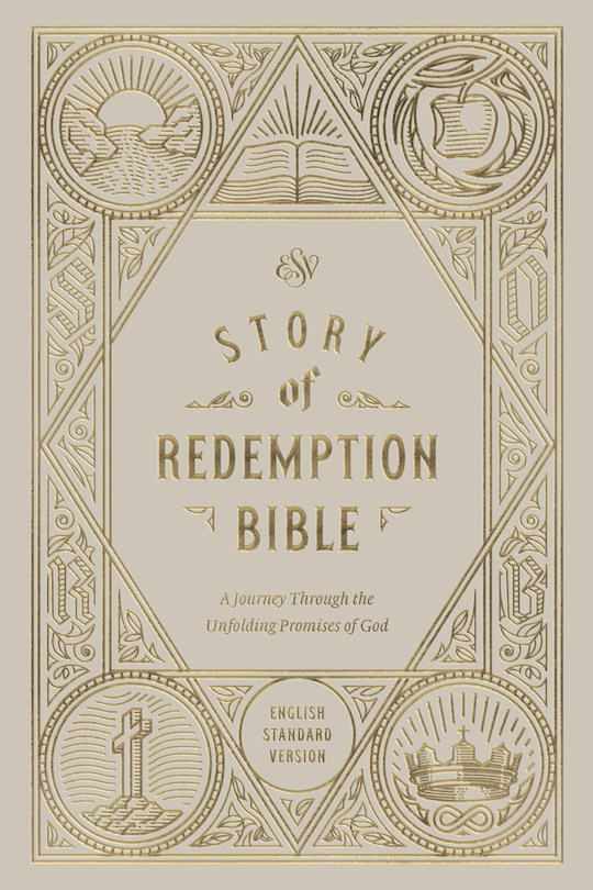 ESV Story Of Redemption Bible-Hardcover | SHOPtheWORD