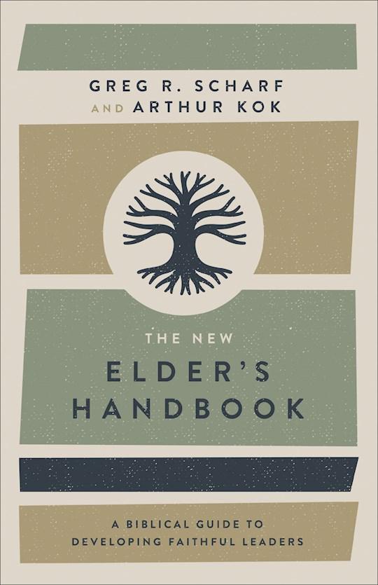 The New Elder's Handbook by Scharf/Kok | SHOPtheWORD