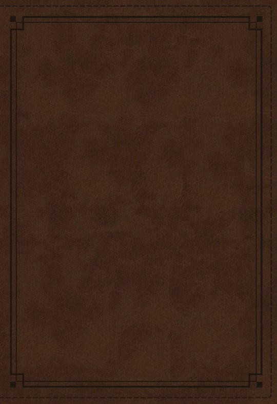 NKJV Study Bible (Comfort Print)-Mahogany Leathersoft Indexed  | SHOPtheWORD