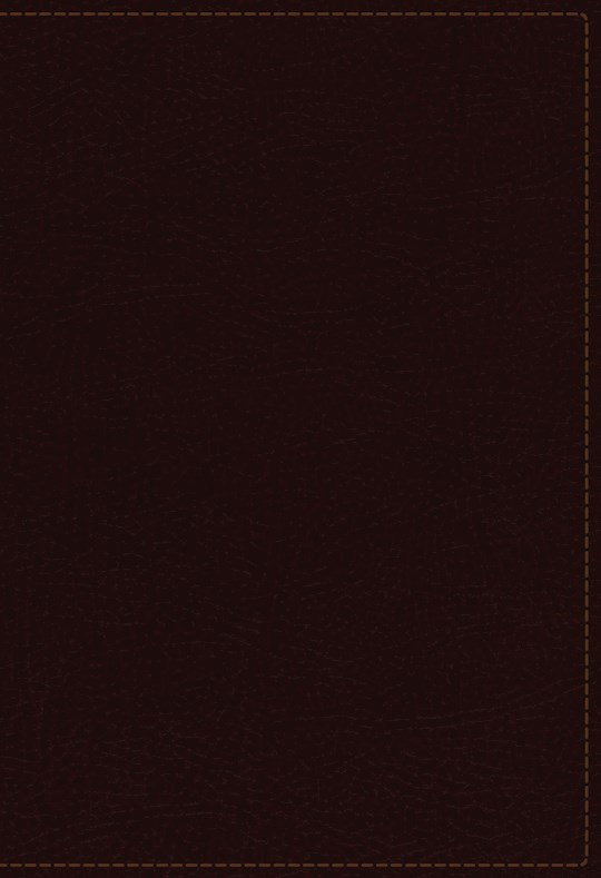 NKJV Study Bible (Comfort Print)-Burgundy Premium Bonded Leather Indexed | SHOPtheWORD
