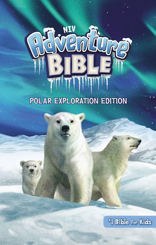 NIV Adventure Bible (Polar Exploration Edition)-Hardcover   SHOPtheWORD