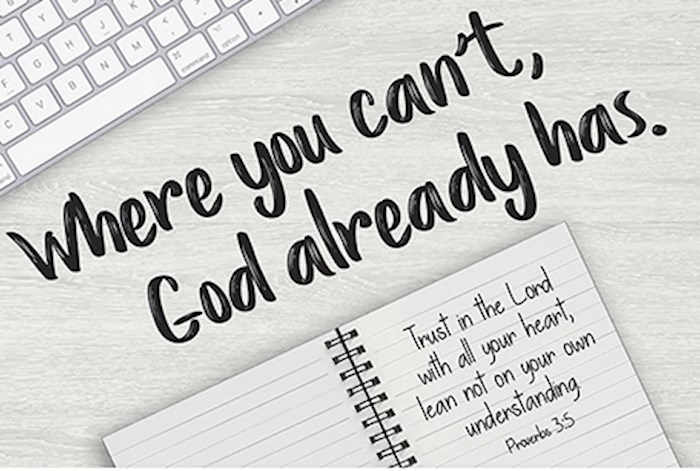 "Cards-Pass It On-Where You Can't God Has (3"" x 2"") (Pack Of 25) 