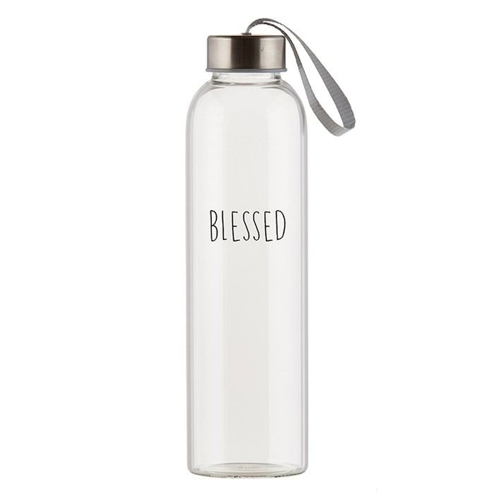 Water Bottle-To Go-Blessed (21 Oz) | SHOPtheWORD