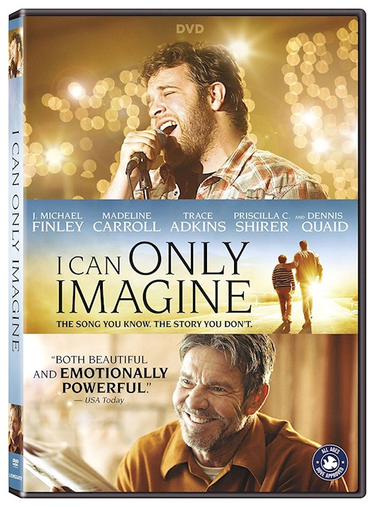 DVD-I Can Only Imagine | SHOPtheWORD