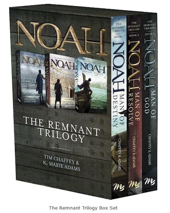 Remnant Trilogy Box Set by Chaffey/Adams   SHOPtheWORD