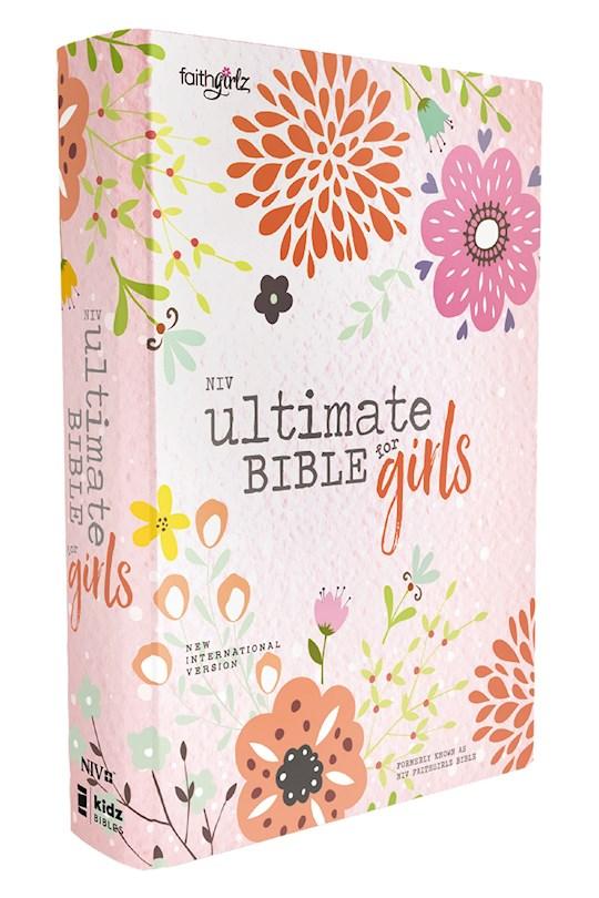 NIV Ultimate Bible For Girls-Hardcover | SHOPtheWORD
