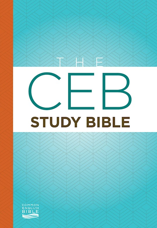 CEB Study Bible-Hardcover (Repack) | SHOPtheWORD