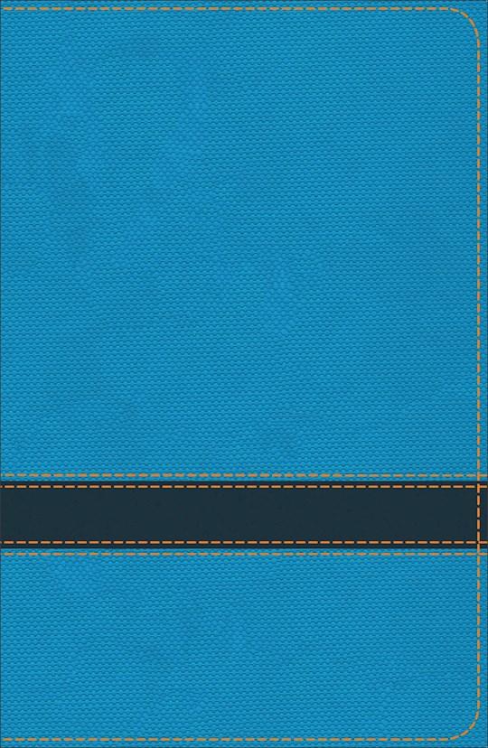 KJV Study Bible For Boys-Ocean/Navy LeatherTouch | SHOPtheWORD