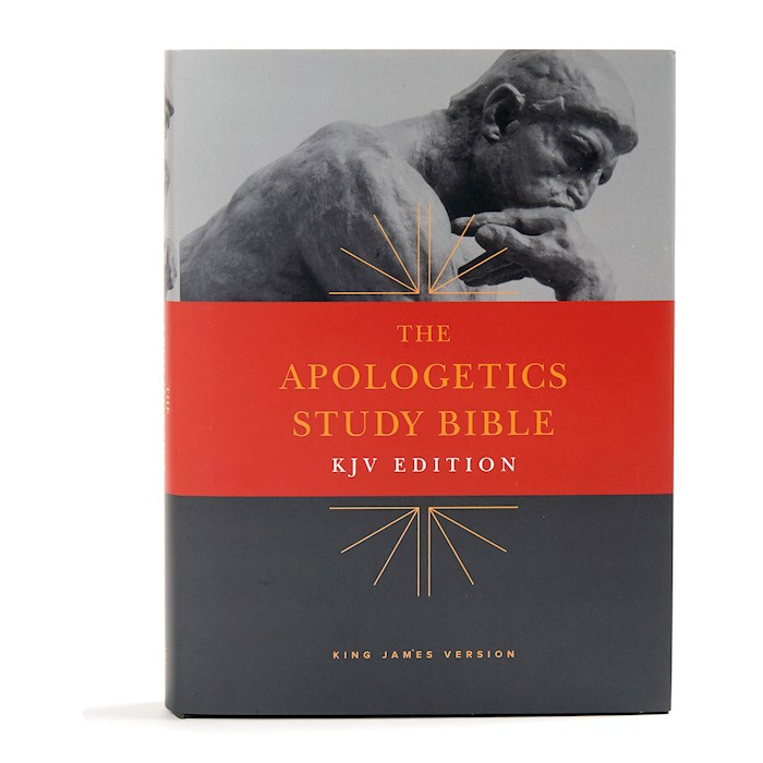 KJV Apologetics Study Bible-Hardcover | SHOPtheWORD