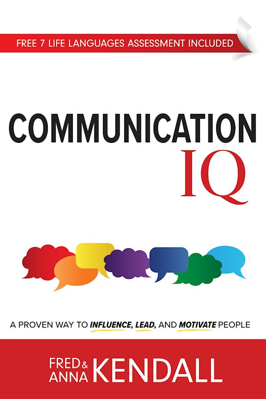 Communication IQ  by Fred/Anna Kendall | SHOPtheWORD
