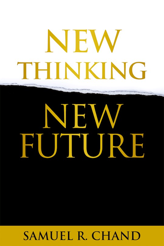 New Thinking New Future by Samuel Chand | SHOPtheWORD
