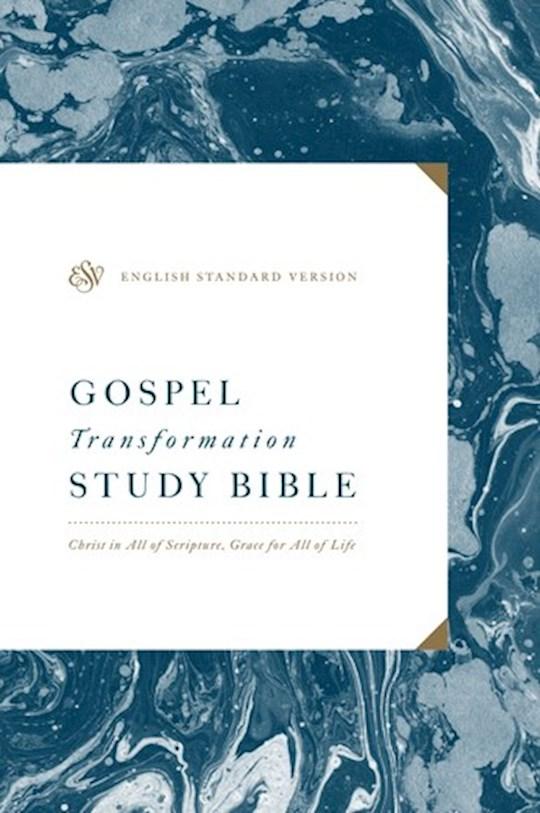 ESV Gospel Transformation Study Bible-Hardcover | SHOPtheWORD