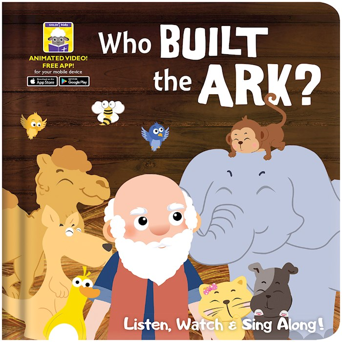Who Built The Ark? by Sisters Twin | SHOPtheWORD