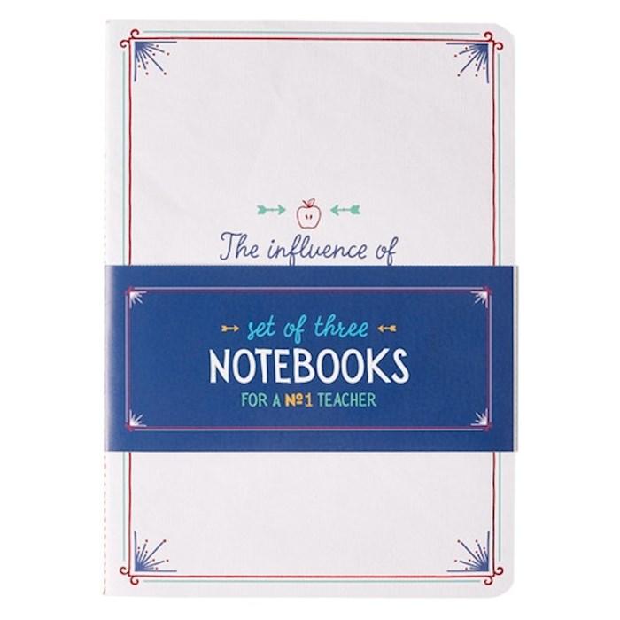 Notebook Set-Great Teacher (Set Of 3)  | SHOPtheWORD