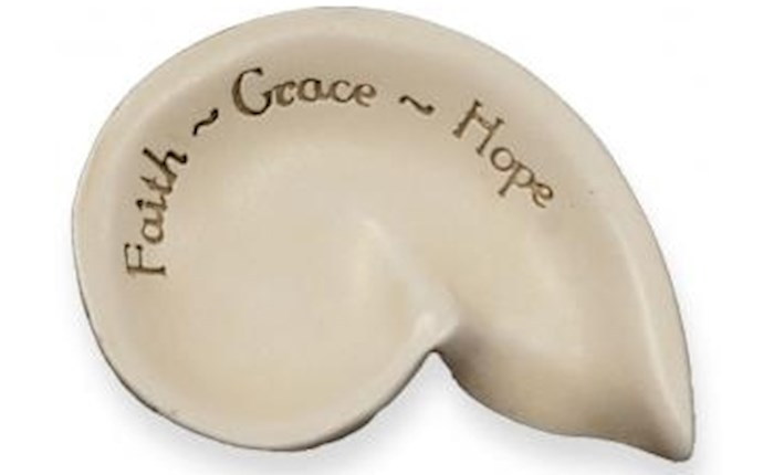 Message Shell-Faith Grace Hope   SHOPtheWORD