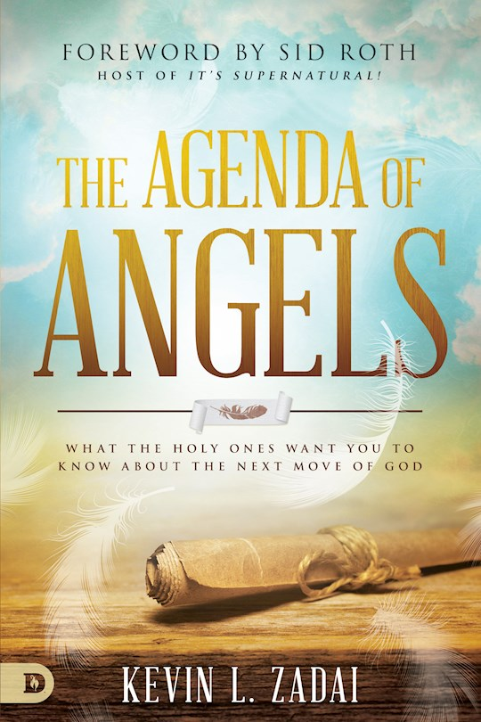 The Agenda Of Angels by Kevin Zadai | SHOPtheWORD
