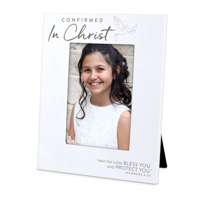 Photo Frame-Precious Occasions-Confirmed In Christ (#17269) | SHOPtheWORD