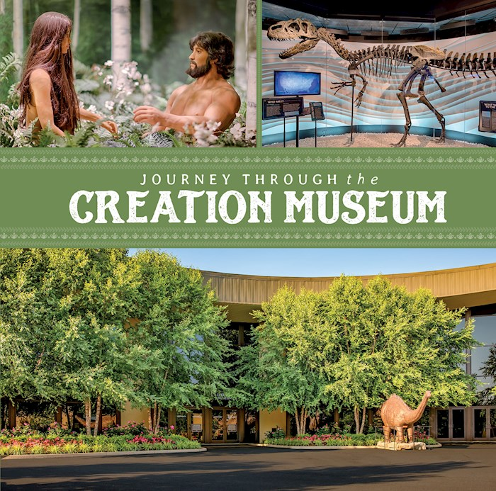 Journey Through The Creation Museum  by Books Master | SHOPtheWORD
