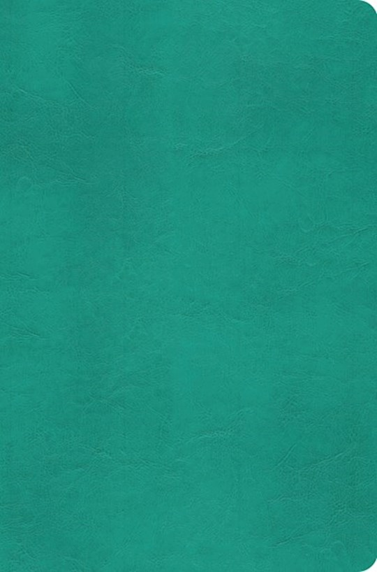 ESV Value Compact Bible-Turquoise TruTone   SHOPtheWORD
